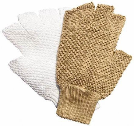 Chester Jefferies Mens 1/2 Finger Ettrick Gloves
